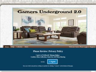 Screenshot of thunderbrew.boards.net